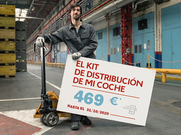 Automoción Lopes Bordetas Mecánica Kit de distribución Promoción Zaragoza