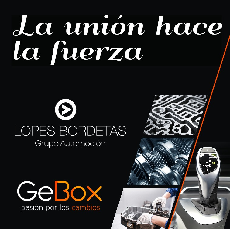 unión GeBox Lopes Bordetas