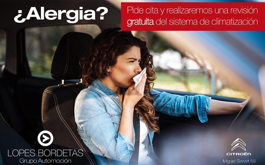 Mantenimiento de la climatización del coche